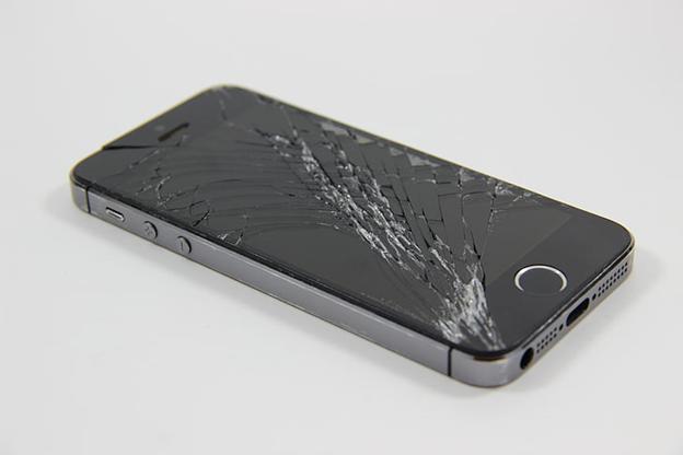 iPhone shredding service