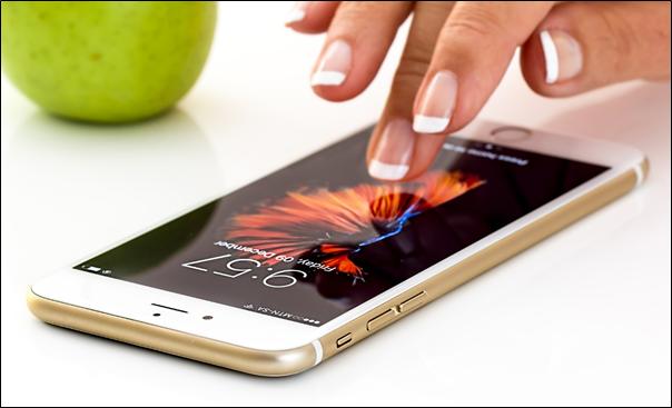 iPhone data destruction
